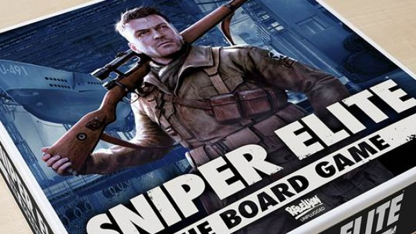 Rebellion Unplugged Working On Sniper Elite: The Board Game