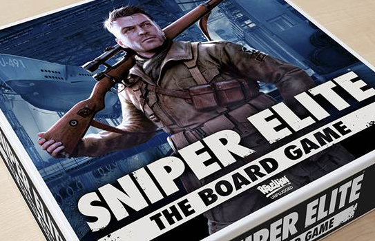 Rebellion Unplugged Working On Sniper Elite: The Board Game – OnTableTop – Home of Beasts of War