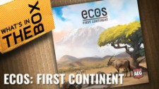 Ecos: First Continent Unboxing