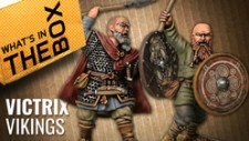 Victrix Miniatures Unboxing: Vikings