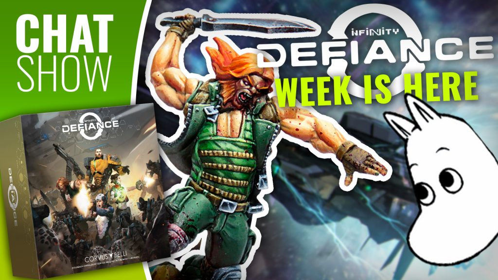 Weekender: Dive Into Infinity Defiance Week & Epic 2nd Dynasty Spaceships!