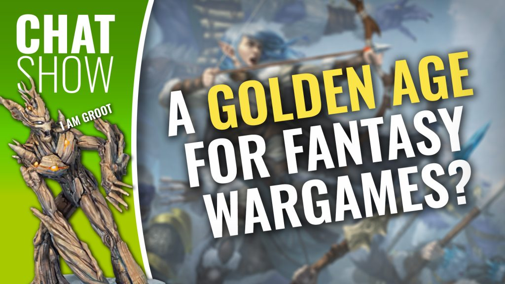 Weekender: The Perfect Time To Be A Fantasy Wargamer?