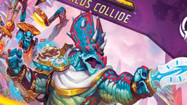 Worlds Collide As New KeyForge Decks & Factions Arrive