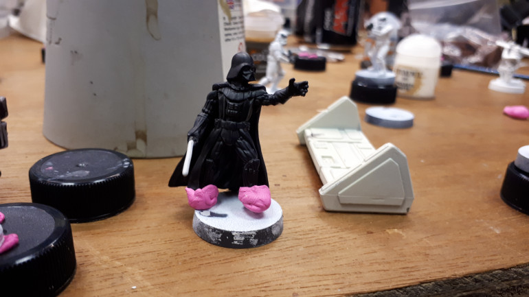 Join The Fluffy Pink Side Of The Force