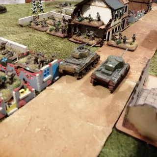 3rd Battle for Monte Cassino - Assault on the Town (Turns 6 and 7)