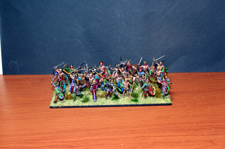 Large Warbands