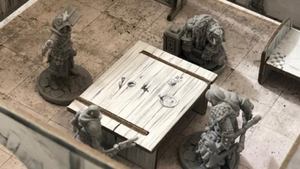 GameStart's 3D Dungeon & Town Kickstarter Launches Today