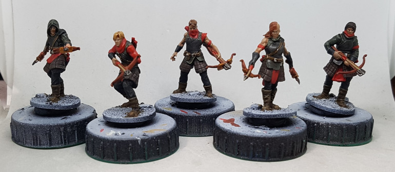 The red bandits are finished now