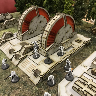 Visiting The Ewoks - Building An Awesome Forest Moon Of Endor Tabletop