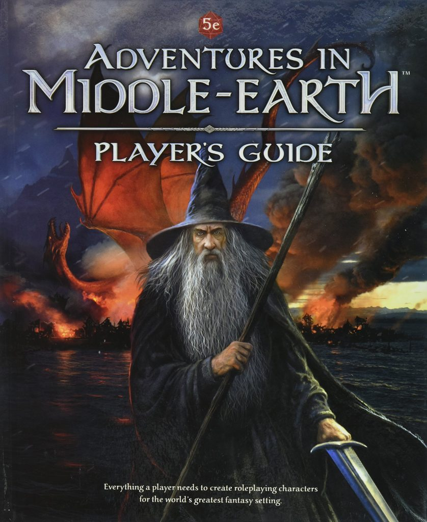 Adventures In Middle-earth - Cubicle 7