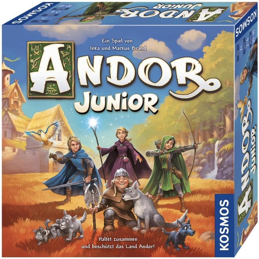 Andor Junior - Kosmos