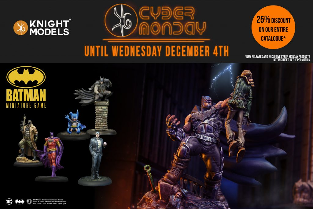 Batman Cyber Monday Final - Knight Models