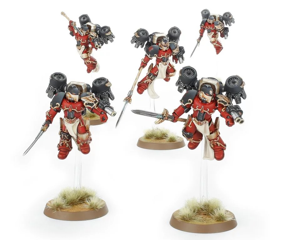 Blood Angels Legion Dawnbreaker Cohort #1 - Forge World