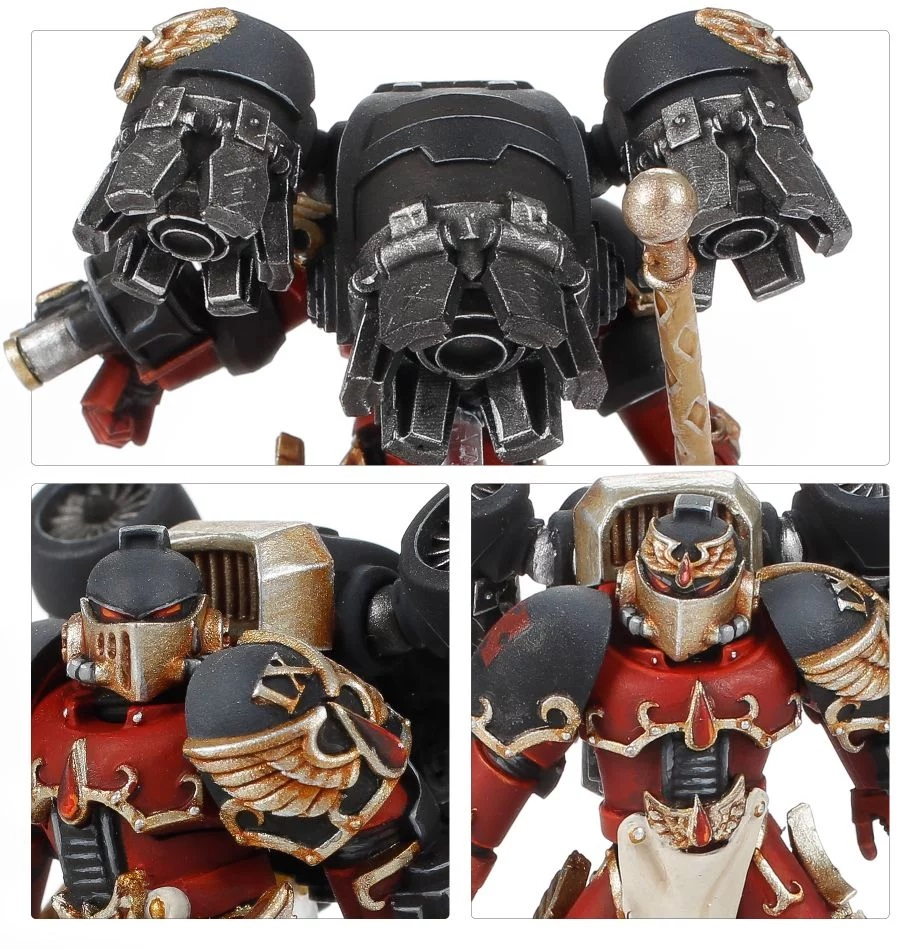 Blood Angels Legion Dawnbreaker Cohort #2 - Forge World
