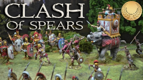 Clash Of Spears Kickstarter Campaign Enters Final Hours