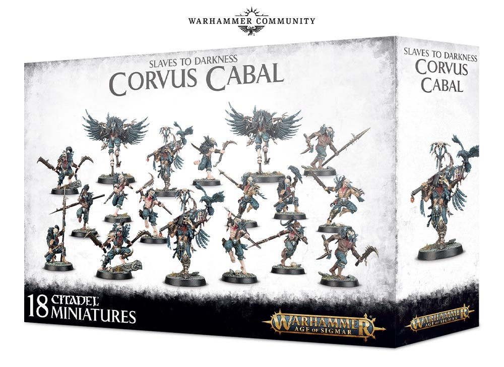Corvus Cabal - Age Of Sigmar
