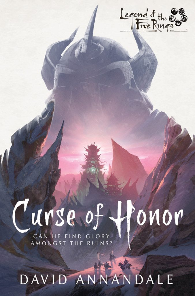 Curse Of Honor - Legend Of The Five Rings