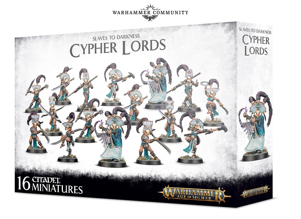 Cypher Lords - Age Of Sigmar