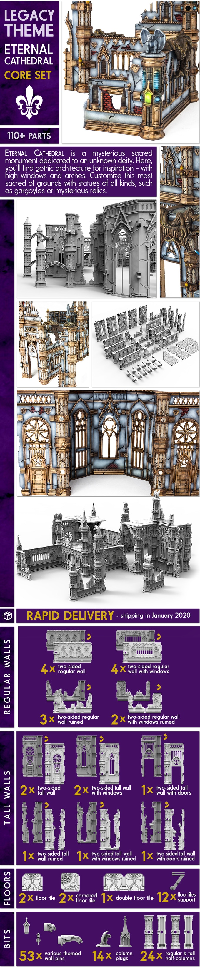 Eternal Cathedral - Archon Studio