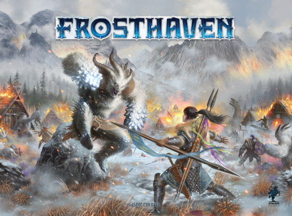 Frosthaven Cover - Cephalofair Games