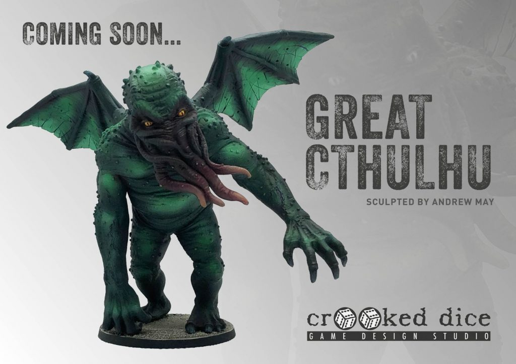 Great Cthulhu - Crooked Dice