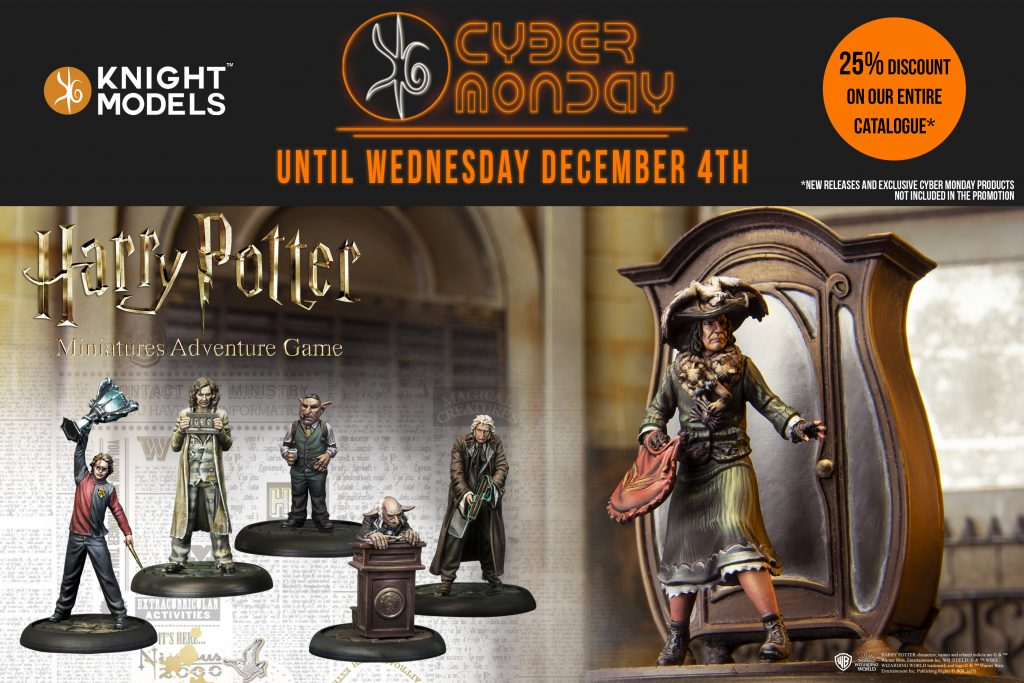 Harry Potter Cyber Sales