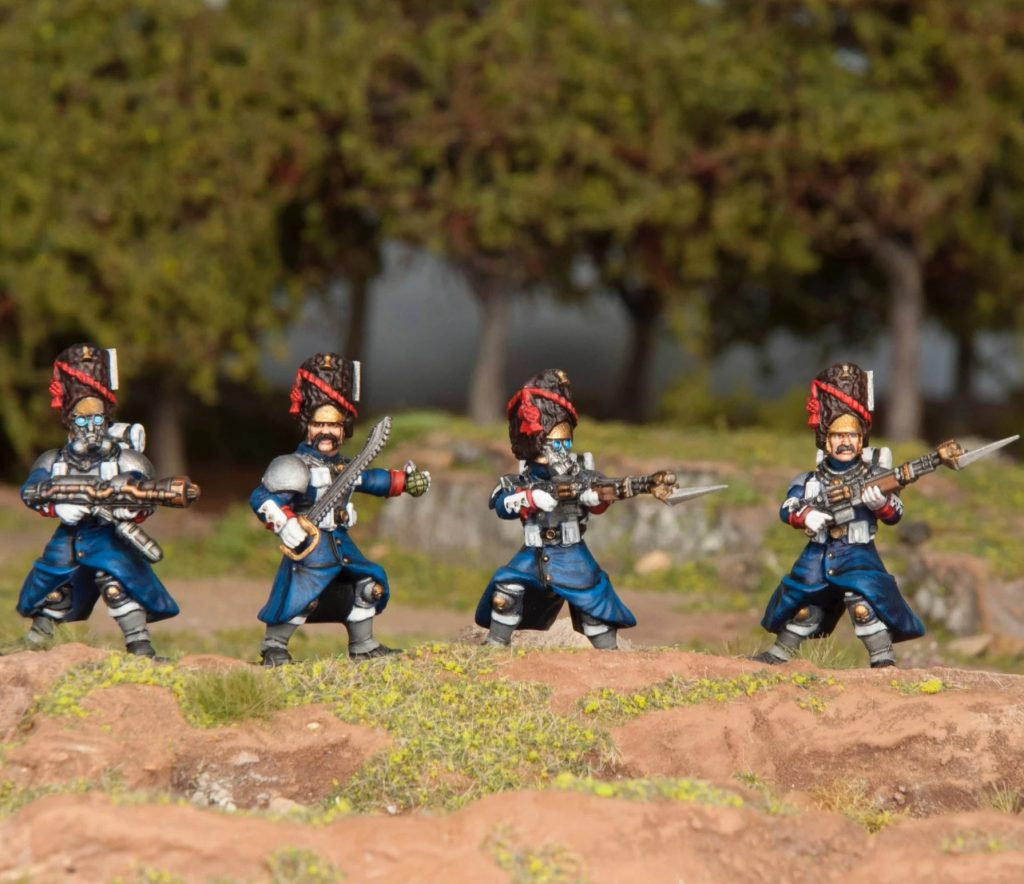 Les Grognards Models #1 - Wargames Atlantic
