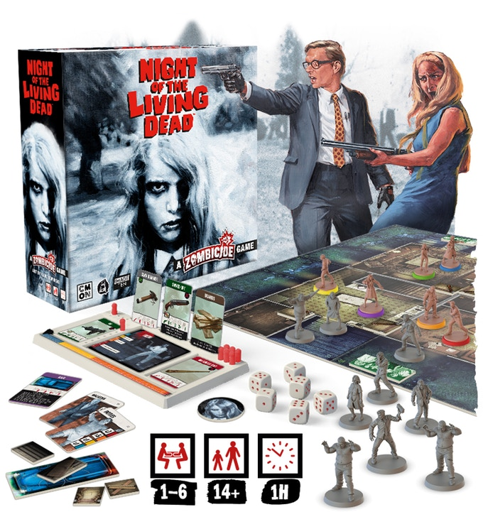 Night Of The Living Dead - CMON