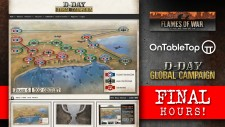 Flames Of War & TANKS! D-Day Global Campaign FINAL HOURS!