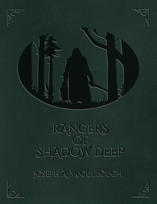 Rangers Of Shadow Deep Deluxe #1 - Modiphius