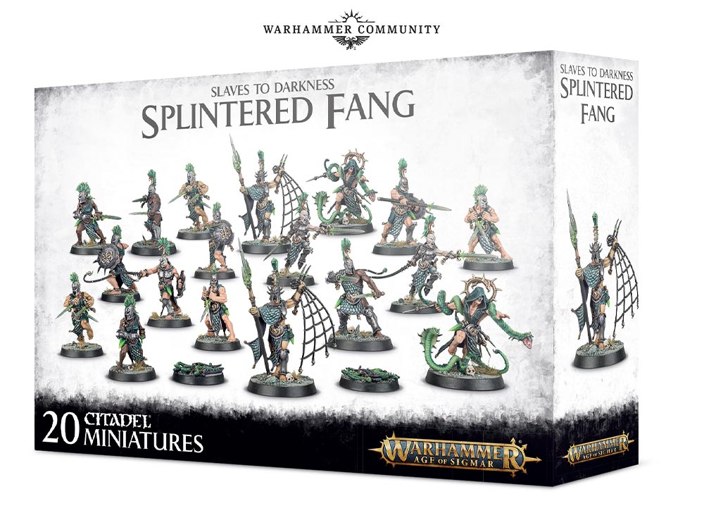 Splintered Fang - Age Of Sigmar