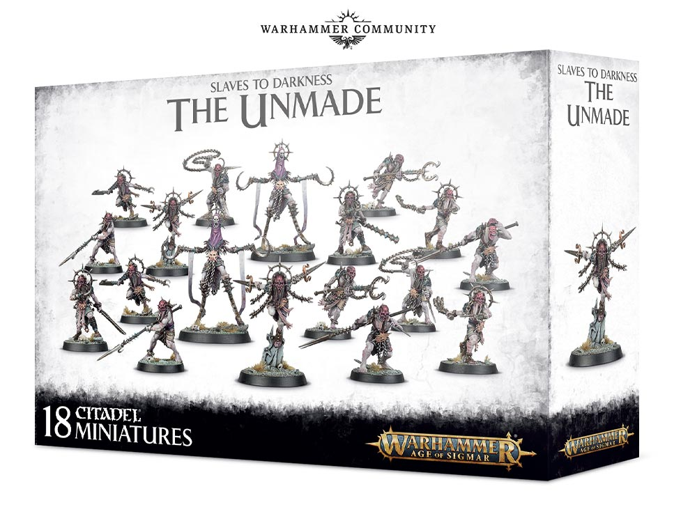 The Unmade - Age Of Sigmar