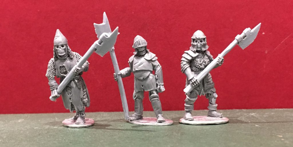 Undead Soldiers #1 - Westfalia Miniatures