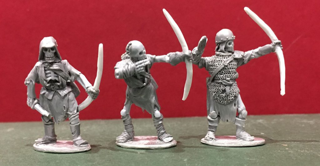 Undead Soldiers #2 - Westfalia Miniatures