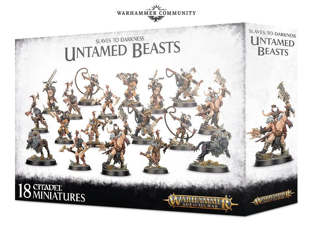 Untamed Beasts - Age Of Sigmar