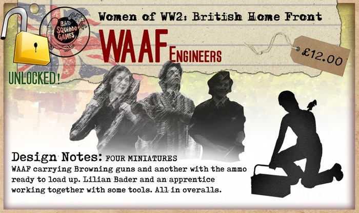 WAAF Engineers