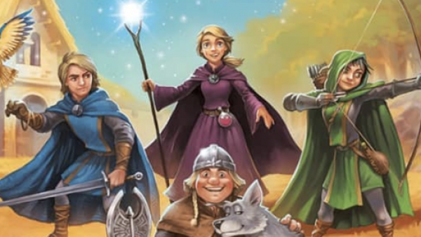 KOSMOS Prepare Young Adventurers In Andor Junior