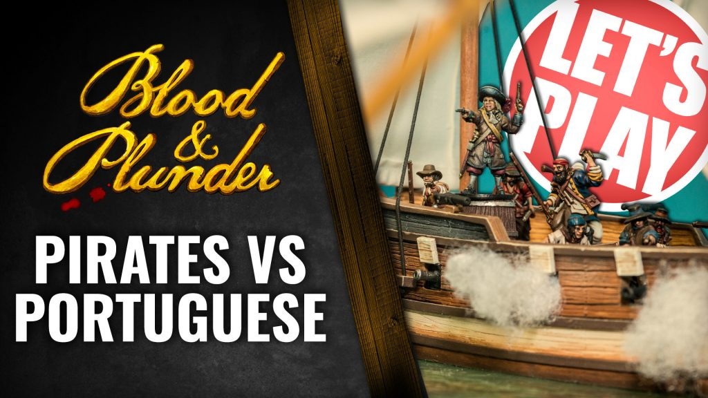 Let's Play Blood & Plunder: Walking The Plank With Blackbeard