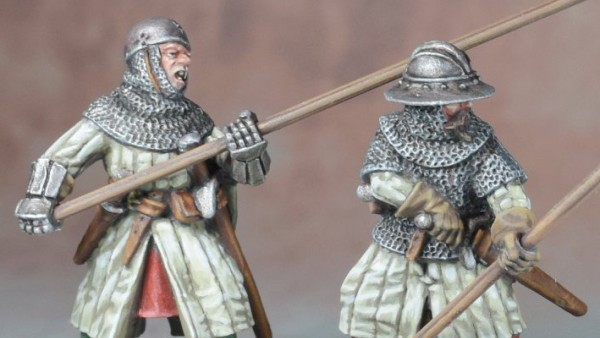 Antediluvian's War Of The Bruce's Spearmen Hold The Line