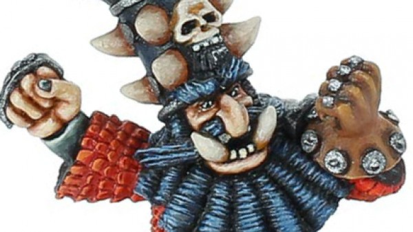Classic Chaos Dwarves Return To The Blood Bowl Pitch