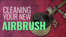 Tips For Cleaning Your Airbrush