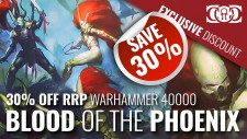 COG DEAL: 40K Blood of the Phoenix 30% OFF RRP