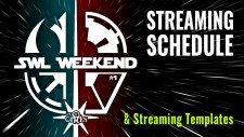 Star Wars: Legion Hobby Weekend Streaming Schedule & Templates