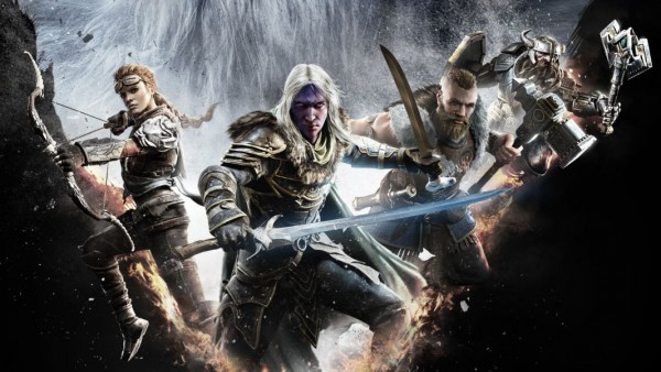 Join Drizzt & Friends In D&D Video Game, Dark Alliance