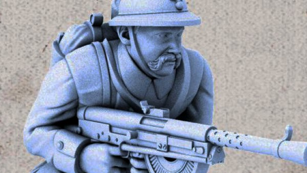 More Blood & Valor Previews For The Valiant French Of WWI