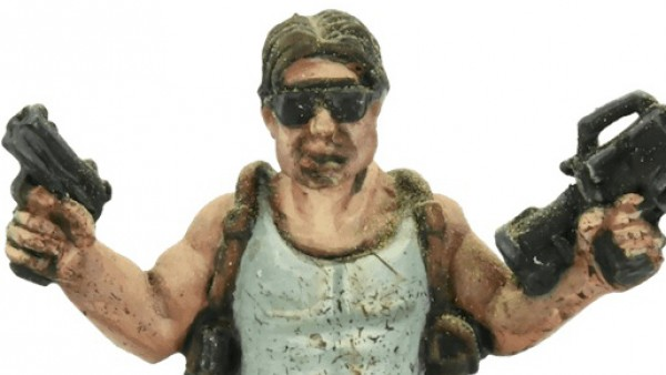 The Survivalist Joins Wargames Illustrated's Giants In Miniature