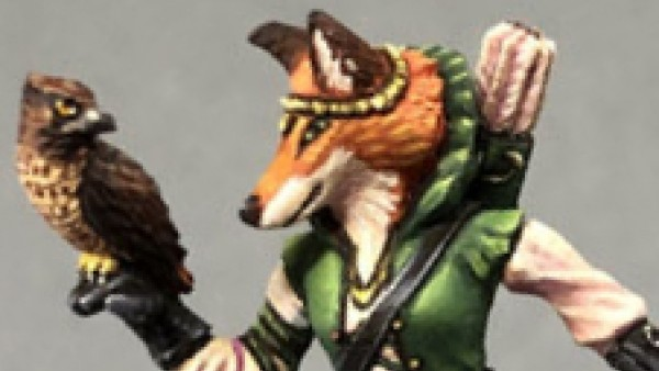 Animal Adventures Aplenty Pop Up From Dark Sword Miniatures