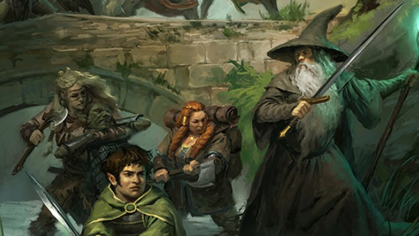 Cubicle 7 Ceasing Publication Of Middle-earth Roleplaying Games