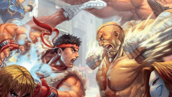 AngryJoe's New Update On Street Fighter: The Miniatures Game