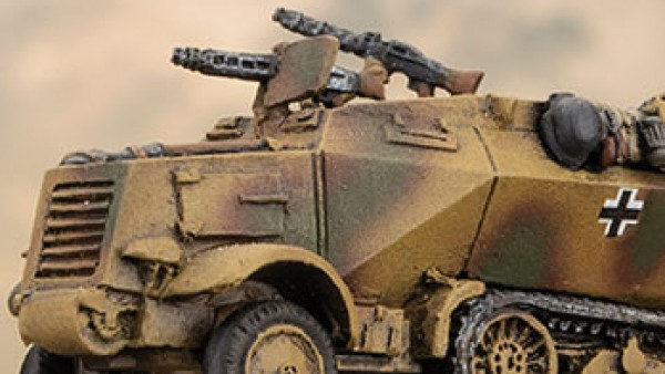 The 21st Panzer Division Brings More Goodies To Flames Of War